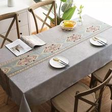 BeddingOutlet Butterfly Tablecloth Cotton Linen Dinner Table Cloth Insect Macrame Decoration Lacy Cover Pastoral Washable