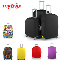 Travel Elastic Luggage Suitcase Protective Cover, Stretch, made for 20,24,28inch, Apply to 18-32inch Cases, Travel Accessories