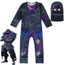 Детская одежда на Хэллоуин Косплей предоставленная Игра Ролевая игра ninjago костюм Человек-Паук Одежда для маленьких мальчиков комплект осень