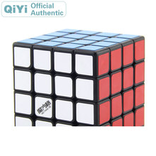 QiYi Thunderclap 4x4x4 Magic Cube MoFangGe 4x4 Cubo Magico Professional Speed Neo Puzzle Kostka Antistress Fidget Toys