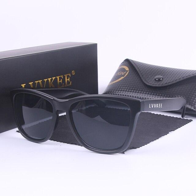 LVVKEE para hombre De la marca gafas De Sol para mujer diseño hombre surf  gafas De cf12f09eed