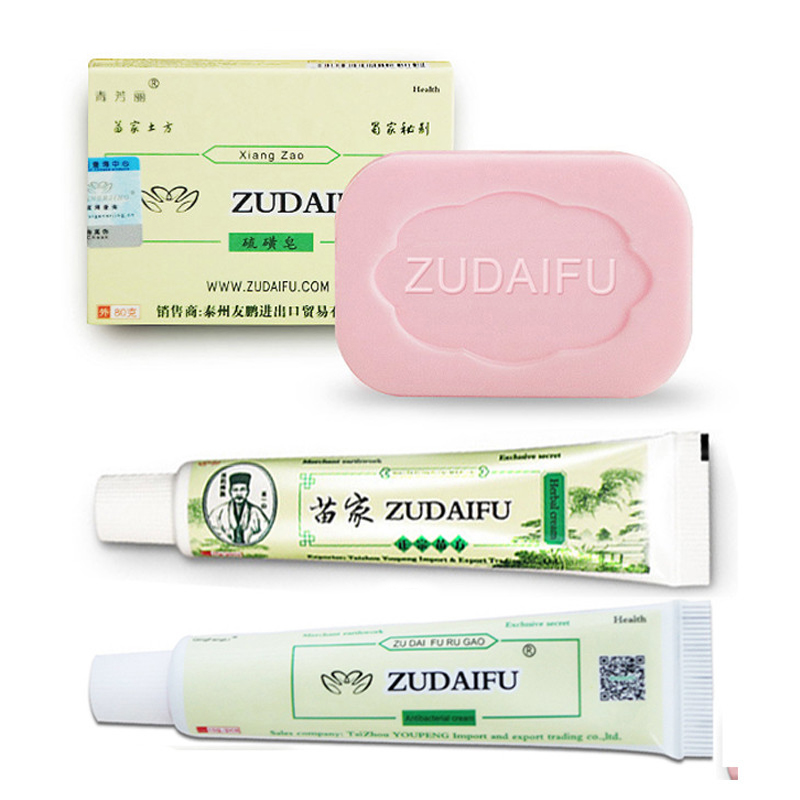 zudaifu Psoriasis Cream Psoriasis Ointment Dermatitis Eczematoid Eczema Ointment Skin Treatment Cream(China)