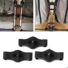 3 шт муфта втулка в коляски для Yoyaplus соединитель коляски адаптер сделать в коляска для близнецов