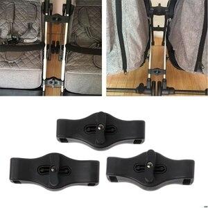 Image 1 - 3 قطعة مقرنة بوش إدراج في عربات الأطفال ل Yoyaplus عربة طفل موصل محول جعل في عربة التوائم