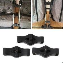 3 sztuk łącznik Bush wkładka do wózków dla Yoyaplus Adapter złącza wózka dziecięcego zrobić w wózek bliźniaki