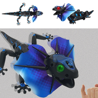 Infrared Remote Control Lizard Innovative Robot Electric RC Infrared Simulation Lizard Lifelike Crawl Funny Tricky Toys For Boys|RC Robots & Animals|Toys & Hobbies -