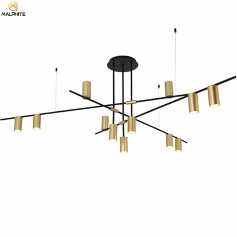Modern pendant lights For Bedroom Bedside Luminaire pendant lamp nordic industrial Indoor Lighting fixtures lamp For Living Room title=