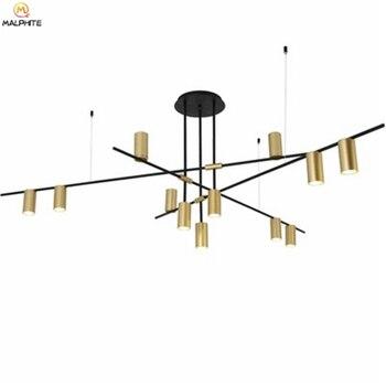 Modern pendant lights For Bedroom Bedside Luminaire pendant lamp nordic industrial Indoor Lighting fixtures lamp For Living Room