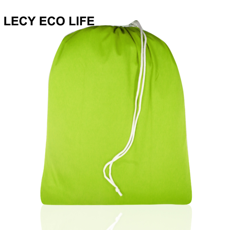 Lecy Eco Life large size waterproof cloth diaper nappy bag, reusable laundry bag for baby adult diapers, Garbage Cans pail liner