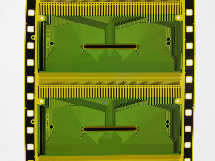 8033-HCY39 New TAB COF IC Module vm21109 new tab cof ic module