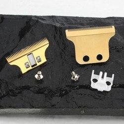 8101 t-wide substituição conjunto de lâmina de tosquiadeira de cabelo lâmina barbeiro cabeça de corte para aparador de cabelo elétrico para detailer trimmer