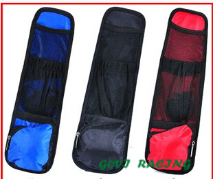 car net storage Car Interior Seat Covers Hanging Bags with Storage Pockets Seat Bag of Chair Side Anti-slip rede para carro