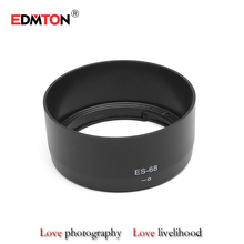New ES68 ES-68 Digital camera Lens Hood for Canon EOS EF 50mm f/1.eight STM Free transport 49mm lens protector model new scorching sale