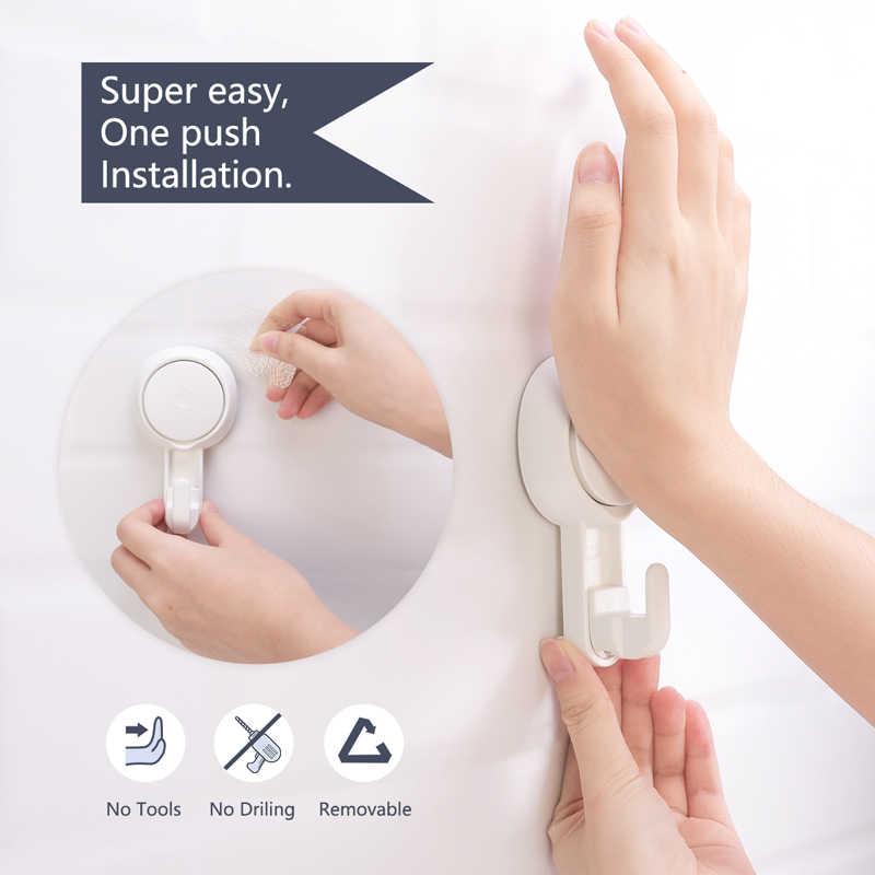 TAILI فراغ خطاف تعليق 5 كجم شماعات قوية للمطبخ أبواب الحمامات مفتاح جدار السنانير المنظم.