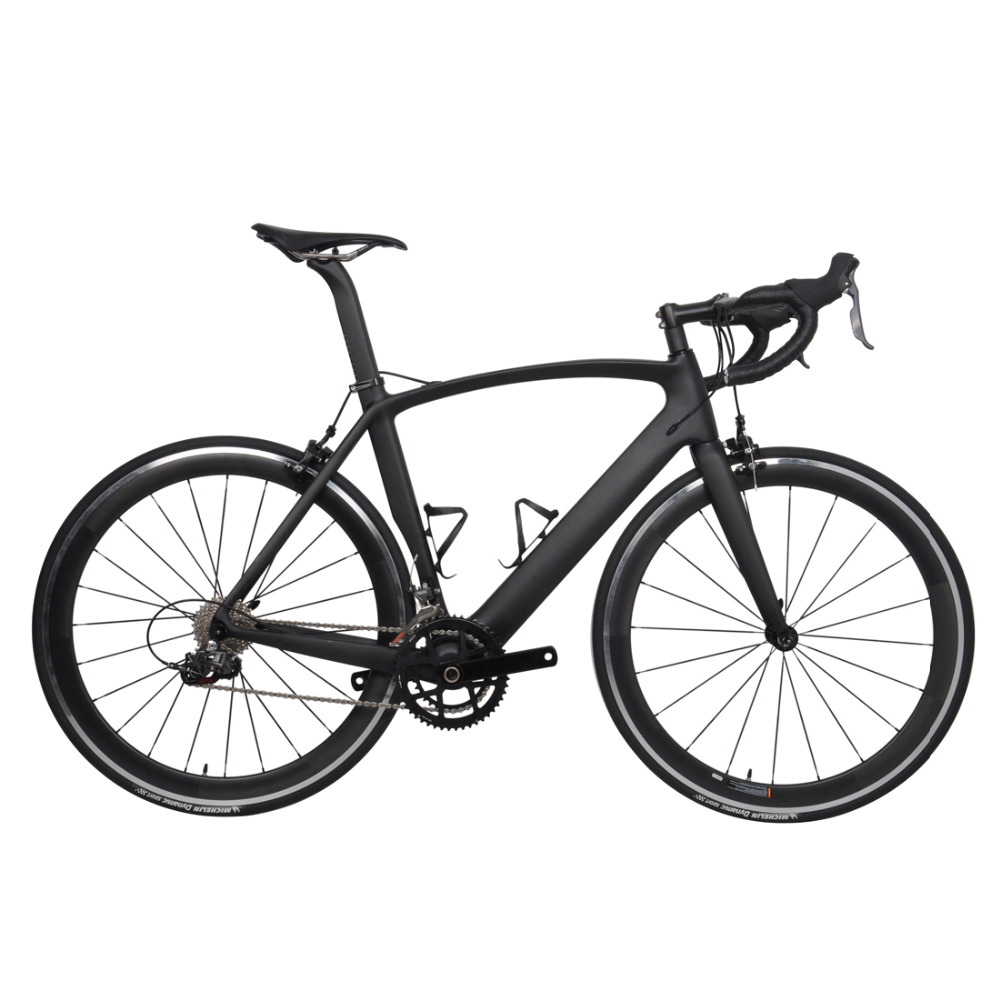 DENGFU Brake-Lever-Race Wheelset Bicycle Road-Bike-Frame Carbon-Aero Cheap Taiwan title=