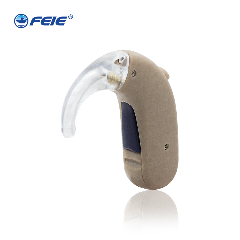 Digital Chip Hearing Aid Sound Amplifier audifono amplificador para sordera Ear Care Machine S-303 2016 new products cheap china feie brand invisible digital hearing aid audiofone amplificador de surdez s 10a audifono with a10