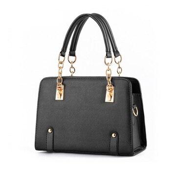 Bolso de hombro para mujer Wobag, bolso de mano de piel sintética para mujer, bolso de mano de lujo para mujer, bolso de mano de diseño, azul oscuro/rosa