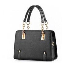 Wobag en cuir Pu pour femmes, sacs à épaule, Sac à Main de luxe, fourre tout de styliste bleu foncé/rose