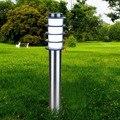 110 V 220 V 12 V 24 V 45 60 cm 80 cm IP54 IP65 ao ar livre à prova d' água paisagem corredor porch caminho post pilar lâmpada de luz bollard luz