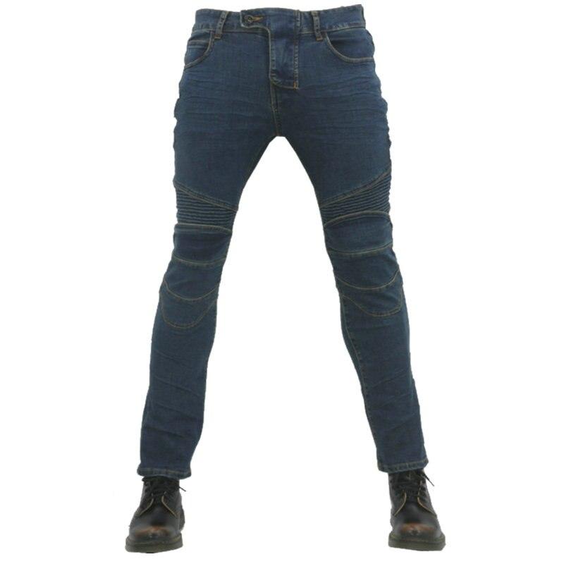 2019 Classic KOMINE Motorcycle Pants Men Moto Jeans Riding Touring Motorbike Trousers Motocross Pants Off road