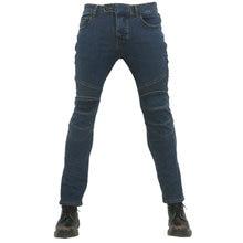2019 классические брюки для мотоцикла KOMINE мужские джинсы для езды на мотоцикле штаны для мотокросса внедорожные брюки