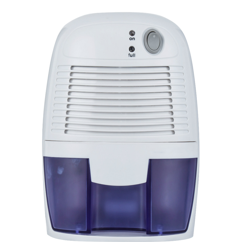 Mini Dehumidifier with 500ML Water Tank Portable Air Dehumidifier Moisture Absorber for Home Bathroom Kitchen Quiet Air Dryer#* gxz mini dehumidifier for home 500ml dehumidifiers wardrobe air dryer ultra quiet moisture absorber 220 240v