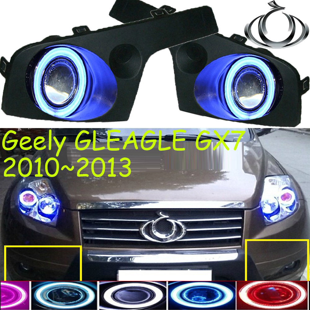 2010~2013/2014~2016 Geely Gleagle GX7 fog light,Free ship!halogen,GX7 headlight,GX7 day lamp;GX 7,EC7 EC8 GC7 мультимедийная система с gps ninth ec7 gx7 dvd gps