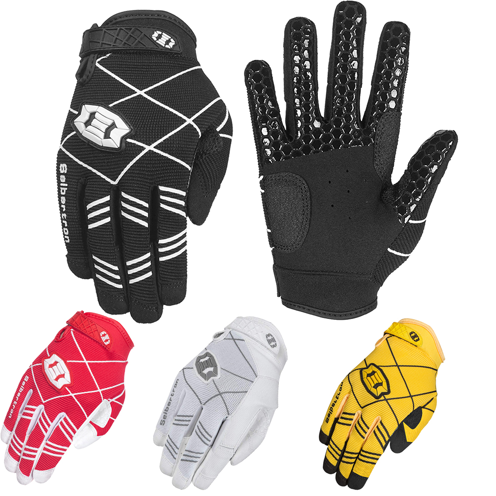 YOUTH SIZES ACACIA HOME RUN BATTING GLOVES VARIOUS COLORS CABRETTA LEATHER