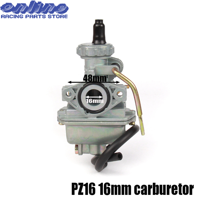Carburettor Suitable for Yamaha FS1 0 5//8in with Hand Choke