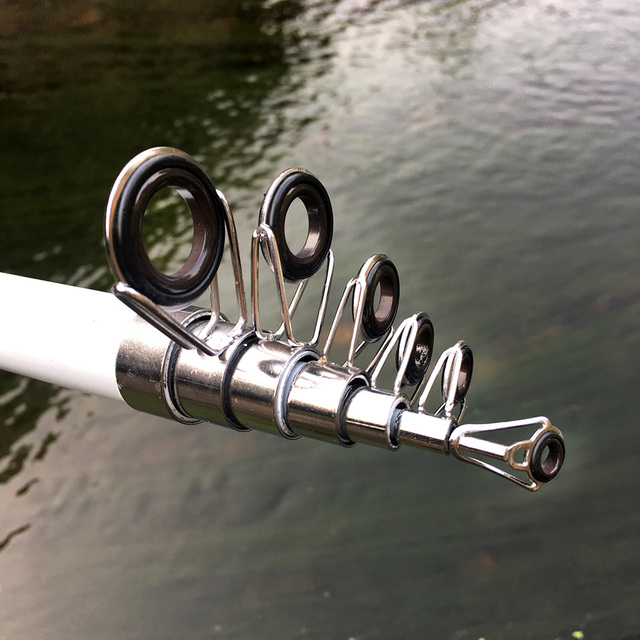 GHOTDA Carbon Fiber Telescopic Fishing Rod.