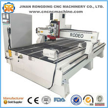 2017 ATC cnc router/Linear auto tool changer cnc wood working machine