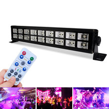 Aluminum 27W/54W Party Lights Disco Ball Strobe Light Disco Lights Sound Activated with Remote Control Dj Stage Party Lights