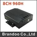 1 pcs/Lot  8 Channel H.264 Car DVR Camera System, car black box,