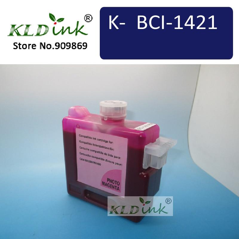 BCI-1421PM фото пурпурный картридж для imagePROGRAF W8400