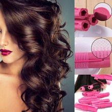New Fashion Magic Foam Sponge Hair Curler