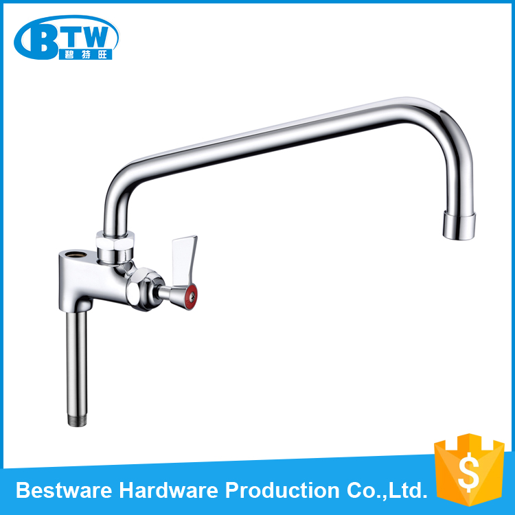 how to install a single hole bathroom faucet
