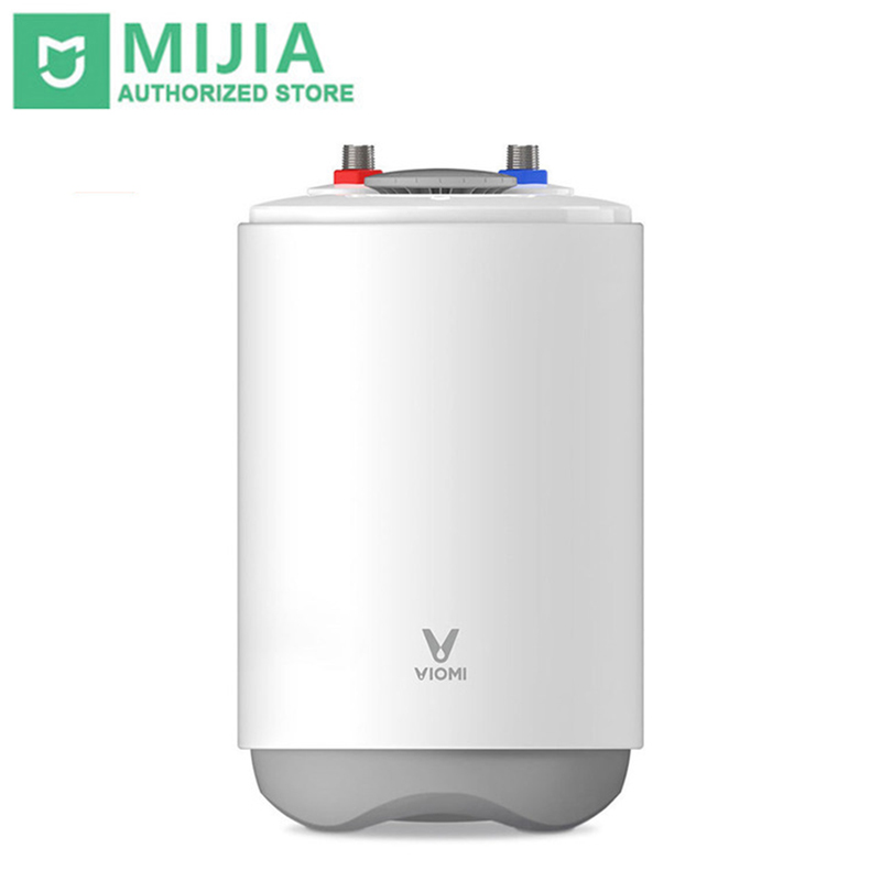 Original Xiaomi VIOMI DF01 Electric Water Heater Portable Water Heater For Kitchen Bathroom 6.6L 1500W Portable Water Heater