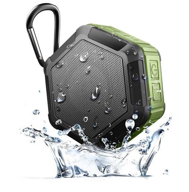 Продвижение Водонепроницаемый IPX7 Bluetooth Динамик душ Бумбокс крюк портативный Активные автомобильные parlante Bluetooth Altavoz ducha Лидер продаж