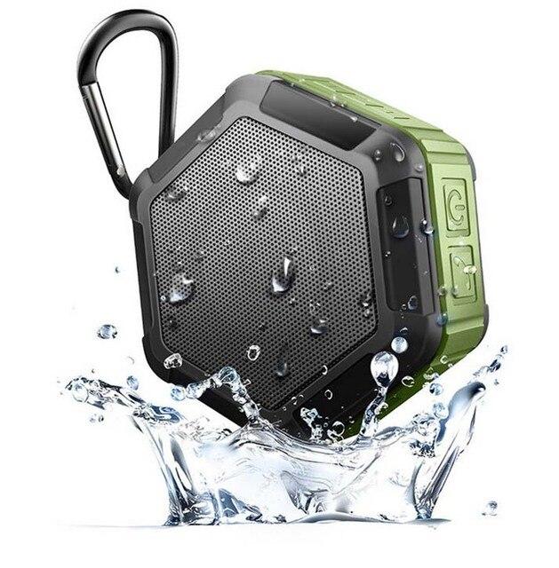 Продвижение водонепроницаемый IPX7 bluetooth-динамик душ Бумбокс крюк портативный Активные автомобильные parlante Bluetooth Altavoz ducha Лидер продаж