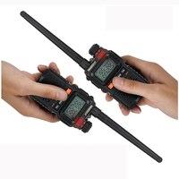 טוקי baofeng uv 3r 2 PCS Baofeng UV-3R פלוס מיני מכשיר הקשר CB Ham VHF UHF רדיו תחנת משדר Boafeng אמאדור Communicator Woki טוקי ווקי טוקי (5)