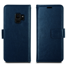 Lantro JS Dark Blue Case for iPhone 7/8 Plus Cases Trendy XR XS Max and X/XS Color Only