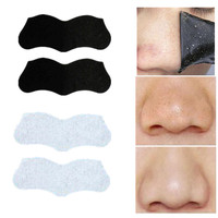 10 Pcs Blackhead Remover Mask Nasal Strips Black Head Nose Dot Spot Peel Off Sticker Face Acne Whitehead Pore Cleaner Mask
