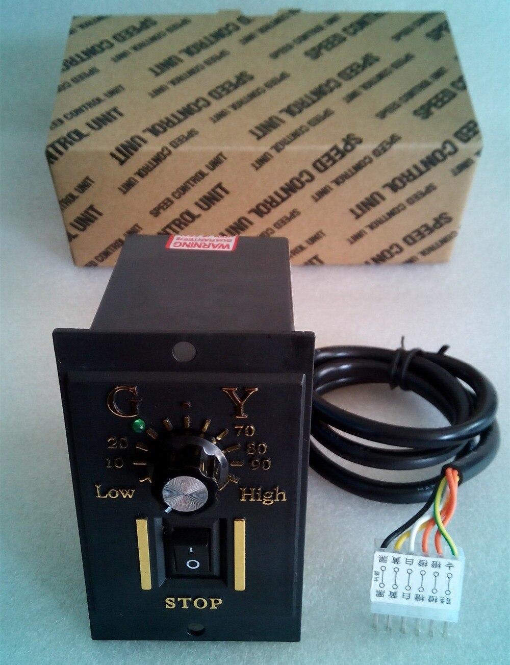 60 Watt AC 220 V motor drehzahlregler, vorwort & backword controller, AC geregelte geschwindigkeit motorsteuerung