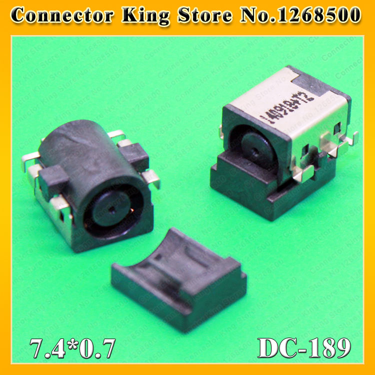 5 pin dc jack tablet netbook notebook 0 7mm pyramid plot diagram chenghaoran 2 30pcs new power for dell laptop ultrabook connector 7 4 mm 189
