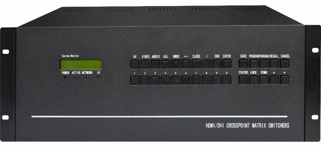 Aliexpress buy customizable mixed hd matrix switch 8x8 slot customizable mixed hd matrix switch 8x8 slot plug in card hdmidvi 1080p video publicscrutiny Gallery