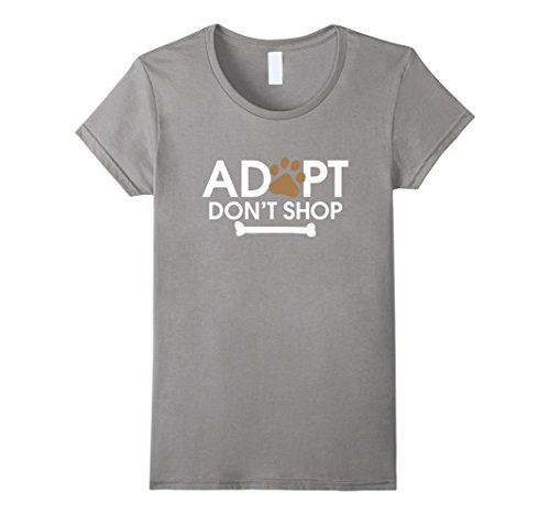Adopt Dont Shop T-Shirt  Rescue Animals Shirt Kitten and Dog Funny T Shirt Women Hipster Cotton Casual Tops Summer