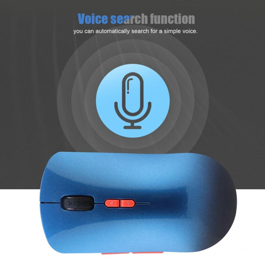 HAJZF Smart Wireless Optical Mouse Support Voice Translation with Stylus Function for A Variety of Operating Systems