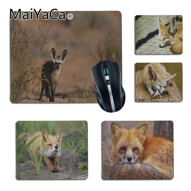 MaiYaCa Funny Funny Animals Deserts Ear Fox Gamer Speed Mice Retail Small...