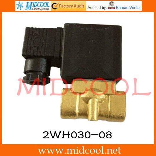 Оригинальный Airtac жидкости клапан управления (2/2way) 2 Вт серии (прямого действия и нормально закрытый) 2WH030-08