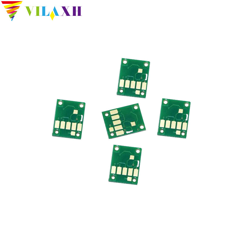 For Canon PGI 580 CLI 581 cartridge Chip for Canon PIXMA TS8150 TS9150 TS9155 TR7550 TR8550 TS6150 printer parts one time in Printer Parts from Computer Office